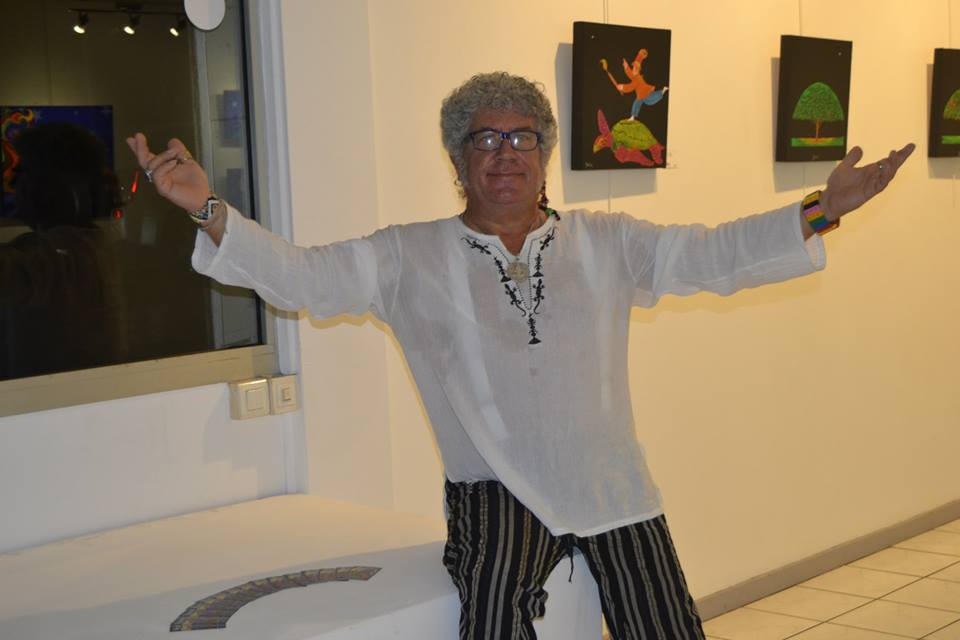 Luigi Pacifico, à la Galerie Arte Bello