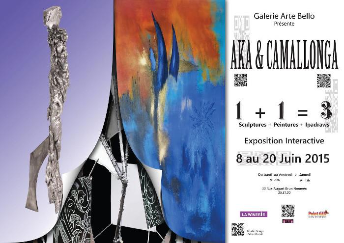 Affiche Aka & Camallonga