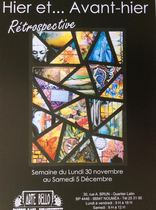 Alain AUGIAS, affiche