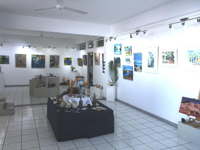 Arcane, installation 2