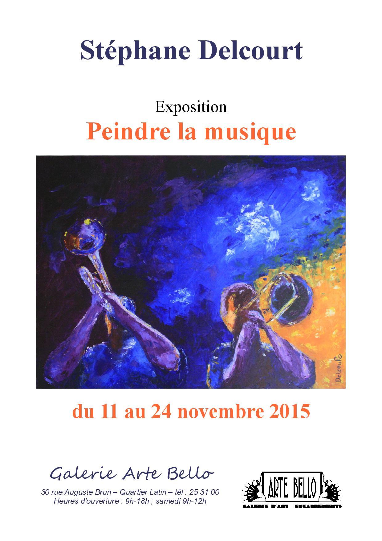 Expo-ArteBello-StephaneDelcourt-Affiche