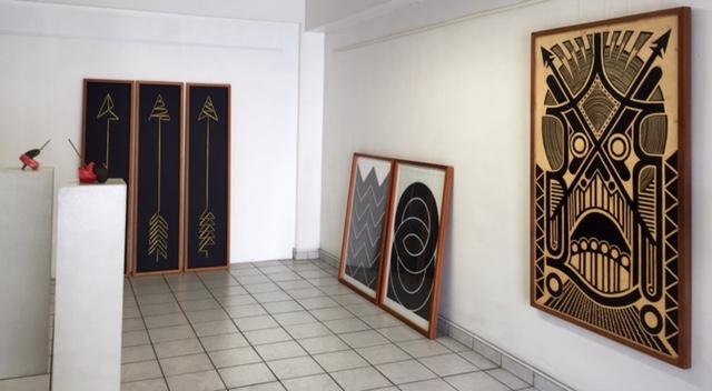 Loic Casteluccio, installation