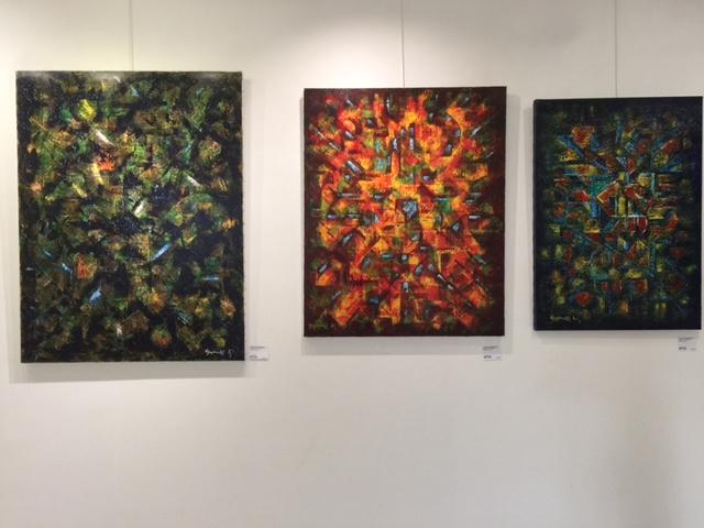 Jezebruff Kabradinsky, installation