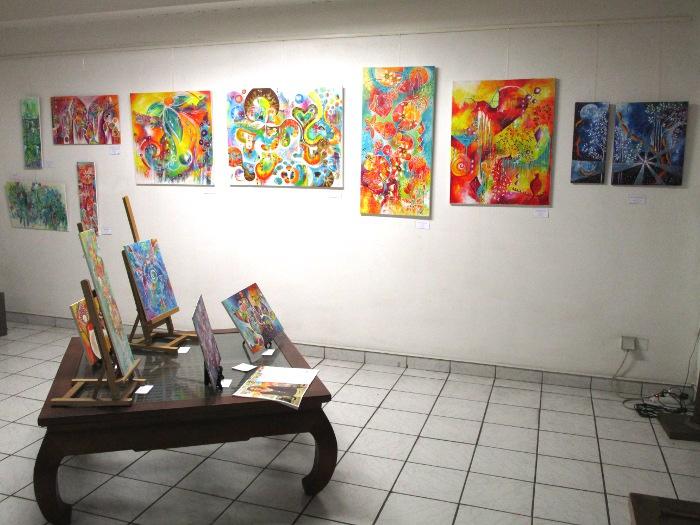 Installation 3, Sophie Vulliard