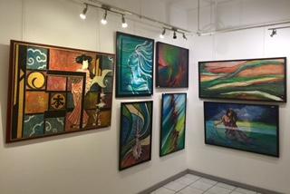 Installation Alain Augias 3