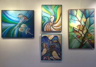 Installation Alain Augias
