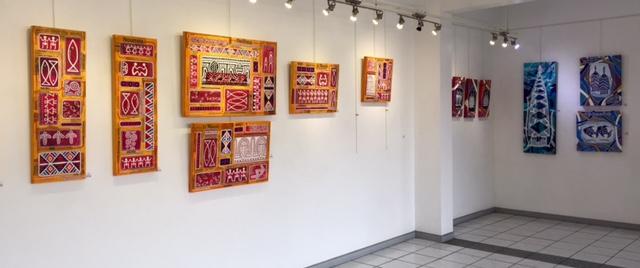 Isabelle STARON TUTUGORO, installation 1