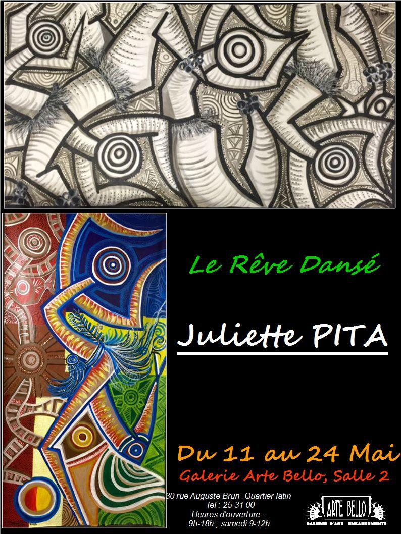 Juliette Pita, Affiche