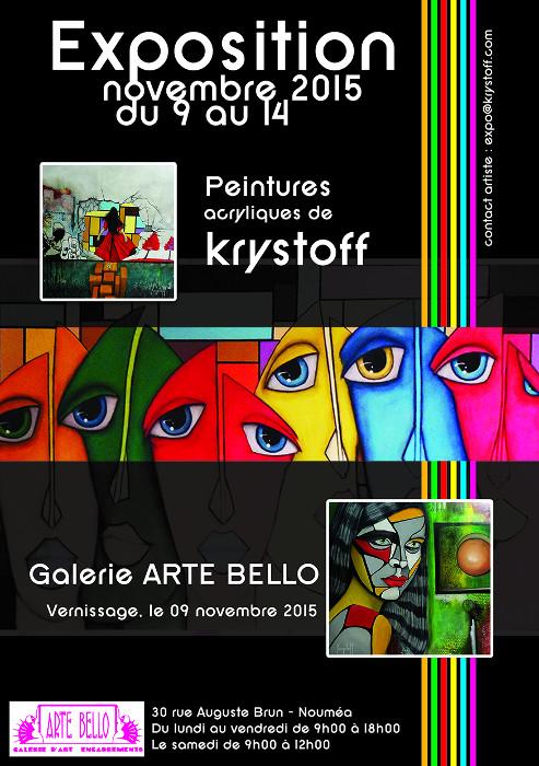 Krystoff, affiche