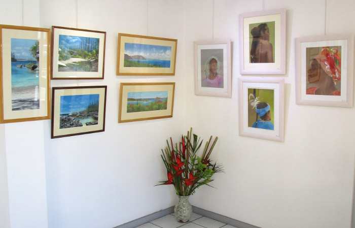 Lise Maie Harbulot, installation 2