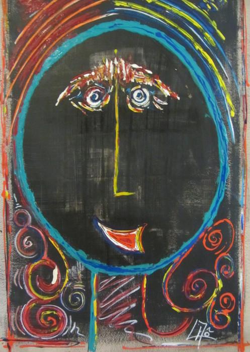 Mô, portrait 1