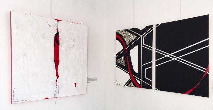 Michel Bouillant, installation