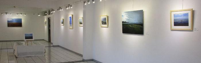 Michel Moulimois, installation 3