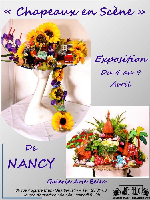 Nancy, affiche