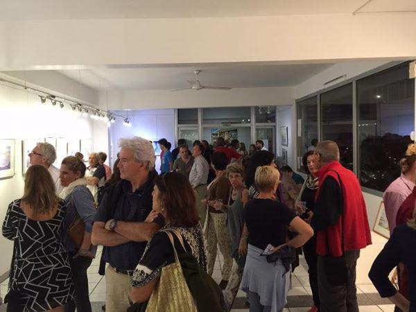 Nocolas Cadic, Vernissage Galerie Arte Bello