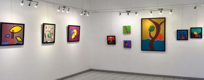 Pierre Nanty, installation 3