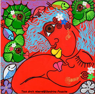 Sandrina Fouache, L'esprit de la mer