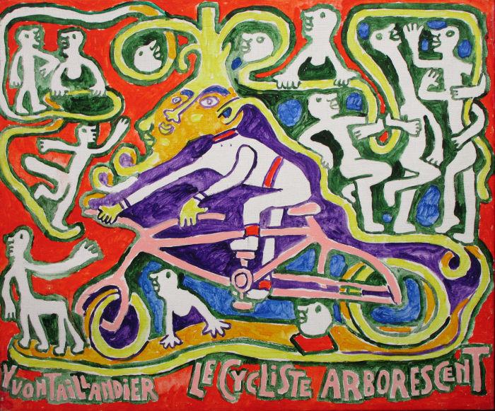 Taillandier,Le cycliste Arborescent
