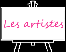 Les artistes de la galerie