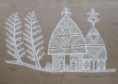 Isabelle Staron-Tutugoro, la petite tribu sur papier artisanal Zizania
