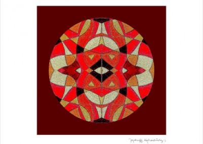 Jezebruff Kabradinsky, Label 001 55X56 cm, Digigraphie Collection