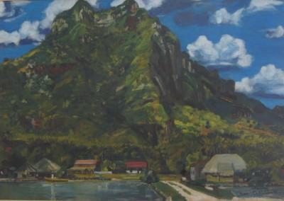 Tahiti, Jean Soane Michon