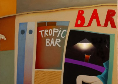 Michel Moulimois, Tropic bar