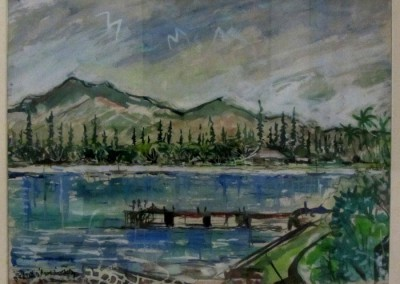 Tatin d'Avesnieres, îles des pins